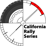 California Rally Series Logo