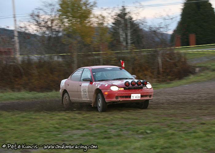 Pete Kunics picture of Rallynotes.com team Marciniak