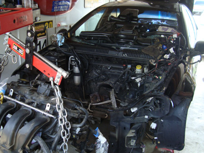 2.0L motor pulled from the Neon SXT