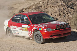 USRC Production 2WD Champions at Laughlin International Rally