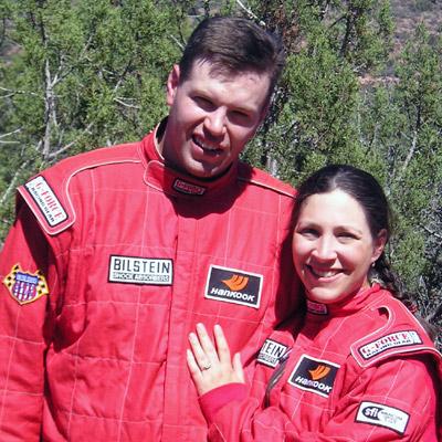Kris and Christine get engaged at Prescott!