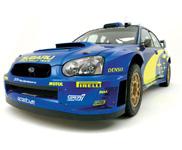 SWRT Subaru Rally WRC
