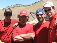 The service crew