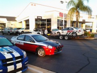 """Good morning Temecula! @ the DCH SRT meet #rallycar • <a style=""""font-size:0.8em;"""" href=""""http://www.flickr.com/photos/75498260@N00/8082784125/"""" target=""""_blank"""">View on Flickr</a>"""