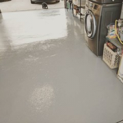 """It was past time for a fresh coat. Rally car prep beats up the floor pretty good. I will epoxy the next garage, but this will clean up this one for now. ☺️ • <a style=""""font-size:0.8em;"""" href=""""http://www.flickr.com/photos/75498260@N00/32163448422/"""" target=""""_blank"""">View on Flickr</a>"""