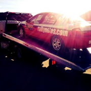 """AAA+ to the rescue! #rallycross #broken • <a style=""""font-size:0.8em;"""" href=""""http://www.flickr.com/photos/75498260@N00/15807887832/"""" target=""""_blank"""">View on Flickr</a>"""