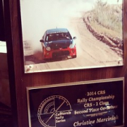 """Co-driver did a better job than the driver this year. 2nd for Christine, and 4th for Kris • <a style=""""font-size:0.8em;"""" href=""""http://www.flickr.com/photos/75498260@N00/16306933345/"""" target=""""_blank"""">View on Flickr</a>"""